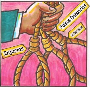 Calumnias, injurias y otras mentiras
