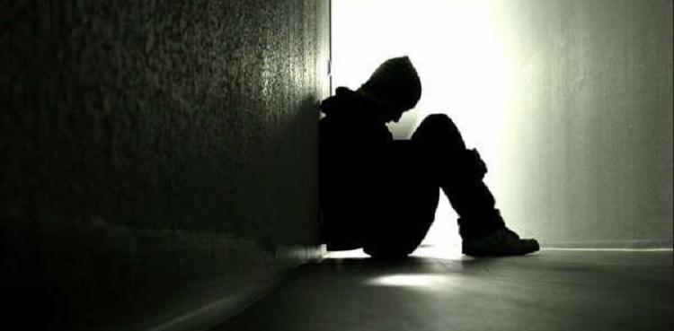 Hombres que se suicidan