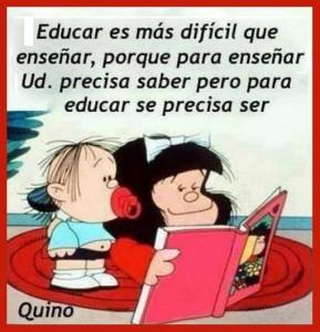 Educación: ¿Quienes somos...