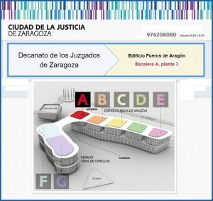 Juzgado Decano Zaragoza