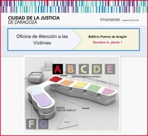Oficina de Atención a las Víctimas de Delitos de Zaragoza
