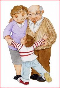 Derechos de los abuelos