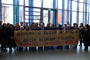Turno de oficio digno Aragón