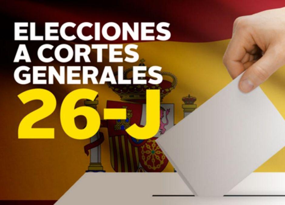 Elecciones Generales de España 2016 Resultados
