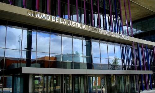 Ciudad de la Justicia de Zaragoza